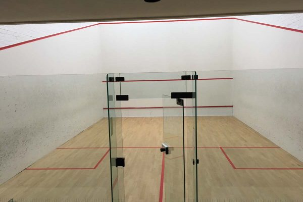 Squash courts north London1437