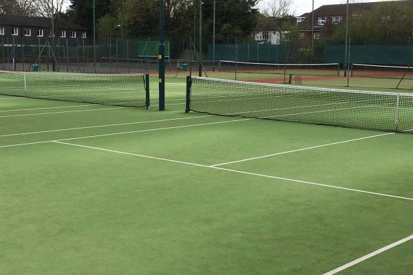 Tennis courts north London1442
