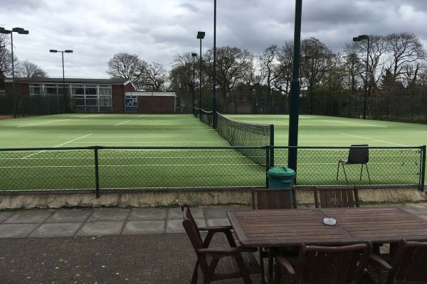 Tennis courts north London1443