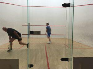 squash club near me